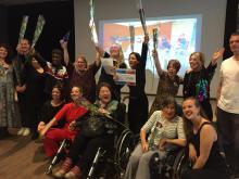 Huiskamerpost van TheaterLeBelle wint Diversiteitsaward - SIGRA