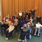 Week van Zorg en Welzijn Nieuw Amstelrade repetitie Theaterwerkplaats SIGRA Amstelring