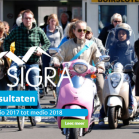 SIGRA Resultaten medio 2017 tot medio 2018