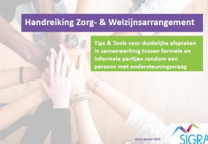 Handreiking zorg- & welzijnsarrangement - ZWplus